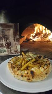 La Pizza alla Genovese di Gorizia1962
