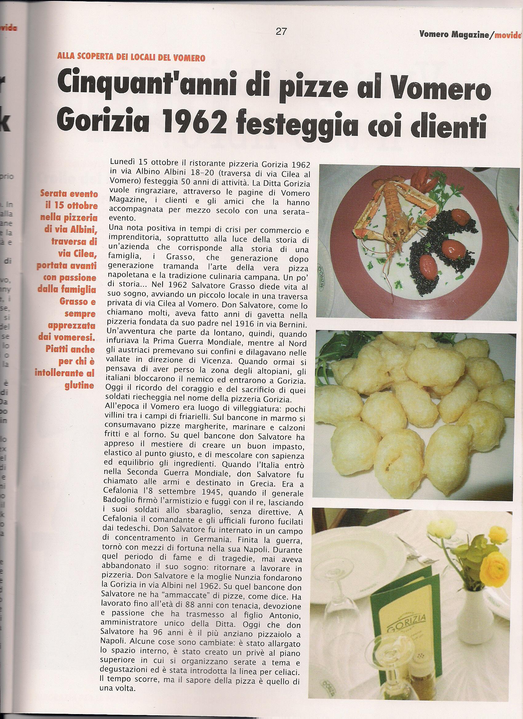 Vomero Magazine