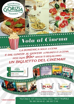al cinema con Gorizia